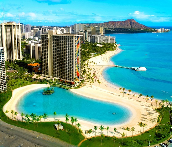 Hilton Hawaiian Village Waikiki Beach Resort Image