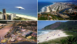 Barra De Tijuca & Panoramic of Olympic Park Thumbnail